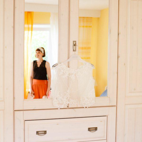 Wandspiegelschrank
