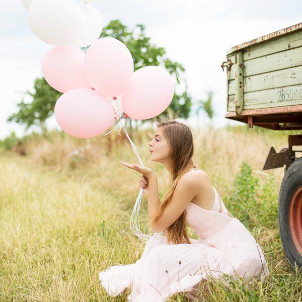 Luftballonkuss