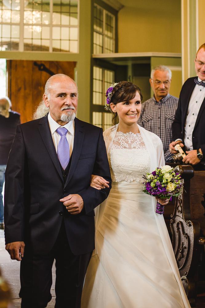 Braut kommt