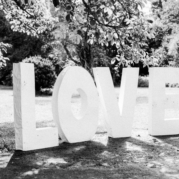 Love-Buchstaben
