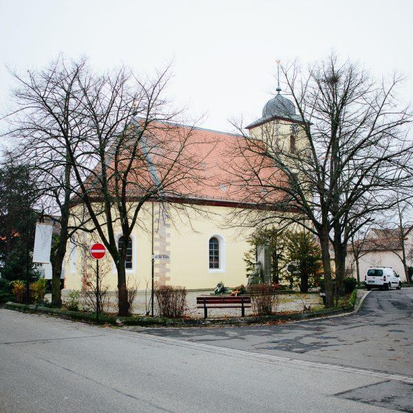 Kirche-Ungstein