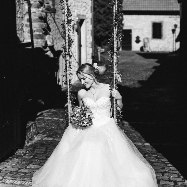 Hochzeitsschaukel-Haldmühle