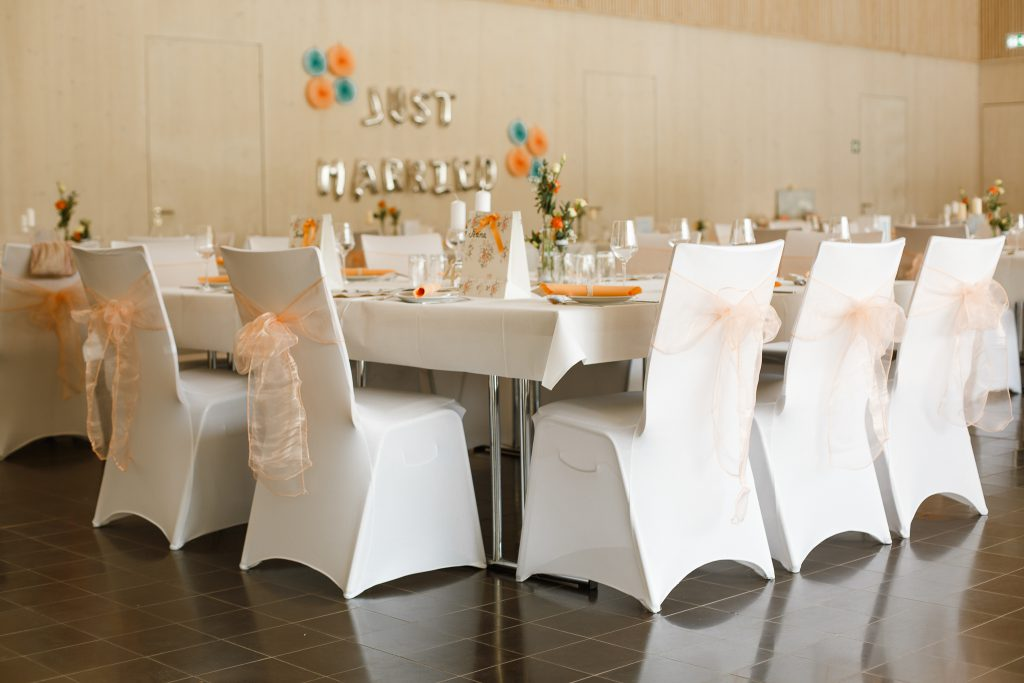 Tischreihe